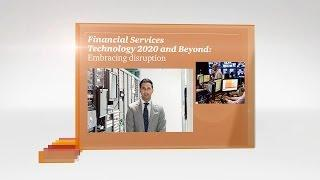 PwC Financial Services Technology 2020 and beyond: Embracing disruption
