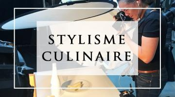 Stylisme culinaire