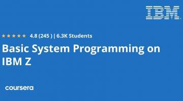Basic System Programming on IBM Z