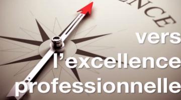 Vers l'excellence professionnelle