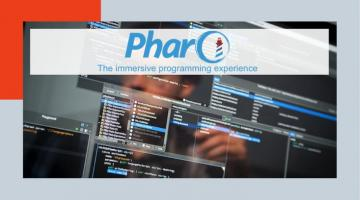 Programmation objet immersive en Pharo / Live Object Programming in Pharo