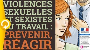 ARCHIVE : Violences sexuelles et sexistes au travail : prévenir et réagir