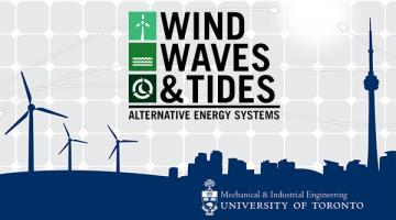 Wind, Waves and Tides: Alternative Energy Systems