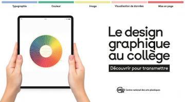 Le design graphique au collège : découvrir pour transmettre