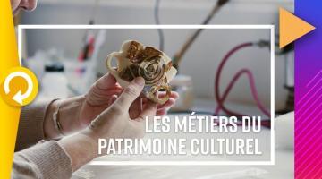 Les métiers du patrimoine culturel