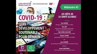 Les défis de la santé globale -  Covid-19 quel développement soutenable pour demain?