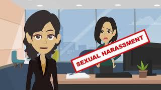 Prevention of sexual harassment - sample