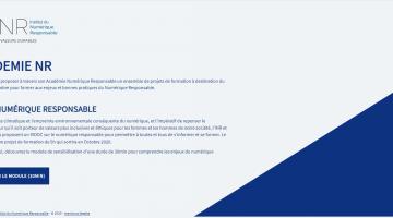 MOOC : Numérique Responsable