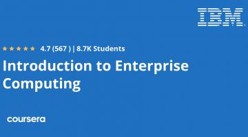 Introduction to Enterprise Computing