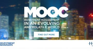 Investment Management in an Evolving and Volatile World