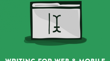 Writing For Web & Mobile