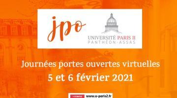 Etudier à l'université Paris 2 : Pour qui ? Pour quoi ?