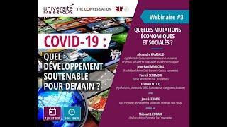 COVID-19 : Quelles mutations économiques et sociales ?