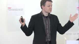 Leadership as communication: Henrik Brandin at TEDxHultInternationalBusinessSchoolLND