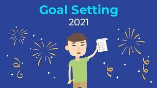 5 Goal Setting Tips For 2021 | Brian Tracy