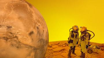 How to Survive on Mars: the Science Behind the Human Exploration of Mars