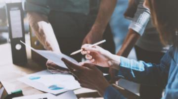 Les cinq grands principes du management agile