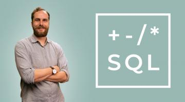 Retrieve data using SQL