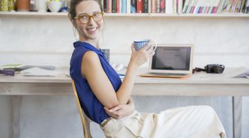 Staying Organized When You Work at Home