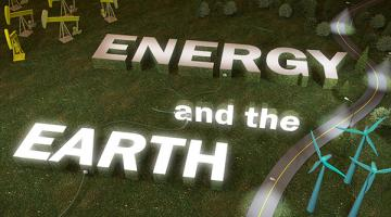 Energy and the Earth