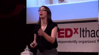 Click here-- blended learning and the future of education: Monique Markoff at TEDxIthacaCollege