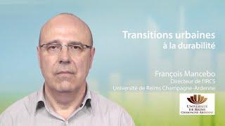 Transitions urbaines à la durabilité