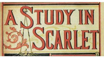 """""""A Study in Scarlet"""" by Doyle: BerkeleyX Book Club"""