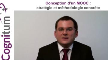 Conception d'un MOOC : stratégie et méthodologie concrète