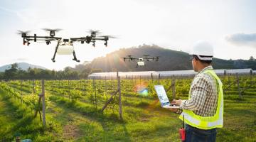 Drones for Agriculture: Prepare and Design Your Drone (UAV) Mission