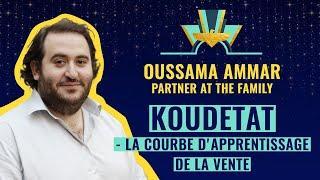 KOUDETAT - La courbe d'apprentissage de la Vente