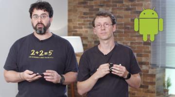 Développez des applications Android connectées