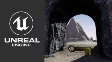 Unreal Engine Interactive 3D: Blueprints, Animation, Audio, & Environments