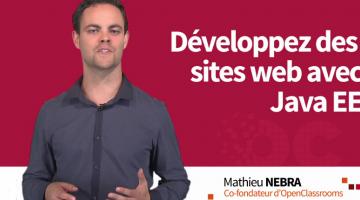 Développer des sites web avec Java EE