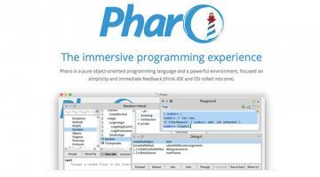Programmation objet immersive en Pharo / Live Object Programming in Pharo