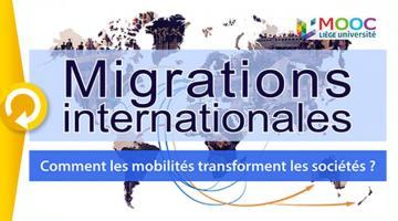 Migrations Internationales : Comment les mobilités transforment les sociétés ?