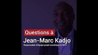 JM.Kadjo : les technologies numériques favorisent le développement