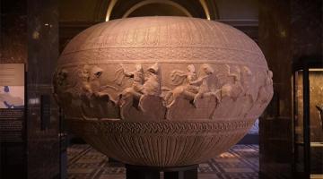 La sculpture grecque d'Alexandre à Cléopâtre (Partie I)