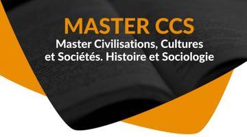 Master Civilisations, Cultures et Sociétés. Histoire et Sociologie