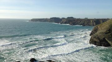 Traitement médiatique du changement climatique : le niveau des mers