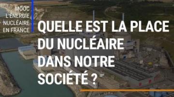 L'énergie nucléaire en France