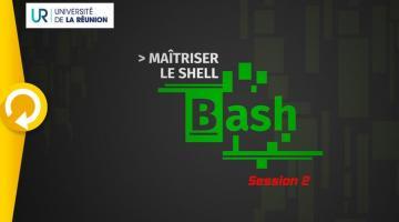 Maîtriser le shell Bash