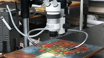 Science in Art: The Chemistry of Art Materials and Conservation