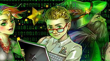 Computing: Art, Magic, Science