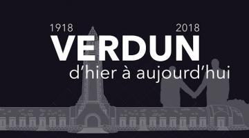 Verdun d'hier à aujourd'hui