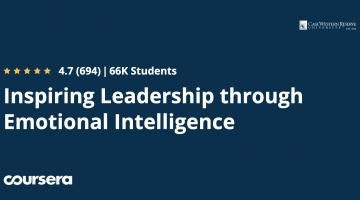 Inspiring Leadership through Emotional Intelligence