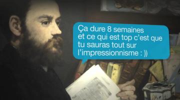 L'Impressionnisme, du scandale à la consécration