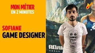 Game Designer - Mon métier en 2 minutes