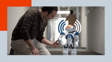 Binaural Hearing for Robots