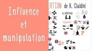 Les secrets de la persuasion : Influence et Manipulation de Robert Cialdini