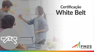 Certificação Lean Seis Sigma White Belt - FM2S TREINAMENTOS